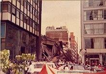 Terremoto De México De 1985 Wikipedia La Enciclopedia Libre