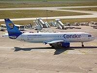 D-AICH - A320 - Condor