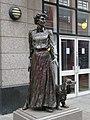 Constance Markievicz statue by Elizabeth McLaughlin (01).jpg