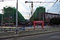 Construction site of PKU Xiaojiahe Residence of Faculty Staff (20170915155024).jpg