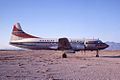 Convair 340 N3427 Tucson 16Mar69 (Peter B.Lewis via RJF) (21607187975).jpg