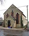 Converted Wesleyan chapel in Chapel Road - geograph.org.uk - 1635267.jpg