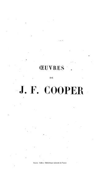 File:Cooper - Œuvres complètes, éd Gosselin, tome 21, 1844.djvu