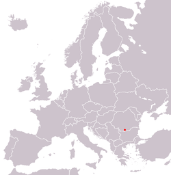 Location of Corabia