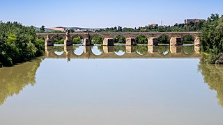 bridge in Córdoba, Spain