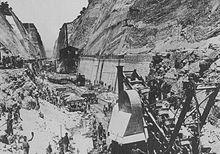 canal-de-corinthe-construction