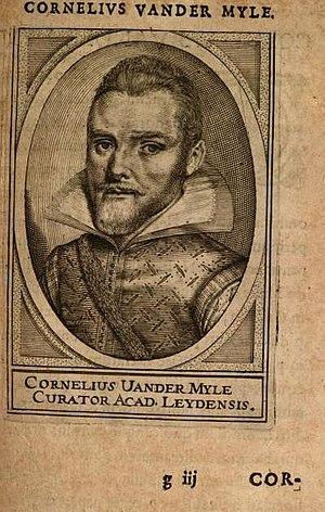 Cornelius vander Myle