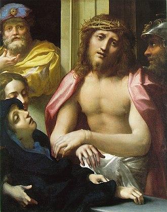 William Holwell Carr - Image: Correggio Ecce Homo