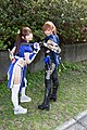 Cosplayer of Kasumi, Dead or Alive at CWT39 20150228b.jpg