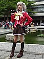 Cosplayer of Nao Tomori, Charlotte 20180825b.jpg