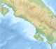 Costa Rica Puntarenas relief map.png