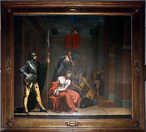 Costanzo catanio, coronazione di spine, ante 1636