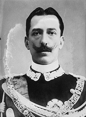 Prince Vittorio Emanuele, Count of Turin - Image: Count of Turin