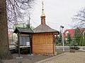 Courtyard of Orthodox church of the St. Mary's Birth in Bielsk Podlaski - 01.jpg