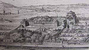 Louise de La Fayette - Convent  of the Visitations, Chaillot founded by Louise de La Fayette