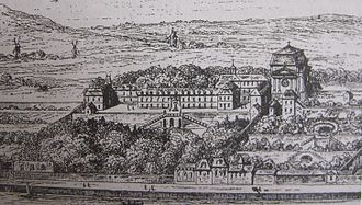 Louise de La Fayette - Convent  of the Visitations, Chaillot founded by Louise de La Fayette