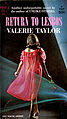 Cover of Return To Lesbos by Valerie Taylor - Midwood Tower F329 1963.jpg