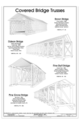 Covered Bridge Trusses - Brown Bridge, Spanning Cold River, Upper Cold River Road, Shrewsbury, Rutland County, VT HAER VT-28 (sheet 2 of 7).png