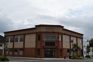 Creswell, Oregon - Creswell City Hall