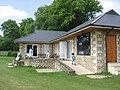 Cricket pavilion, Winsley CC - geograph.org.uk - 1299469.jpg