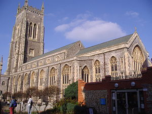 Cromer - Cromer Parish Church