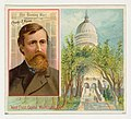 Crosby S. Noyes, The Washington Evening Star, from the American Editors series (N35) for Allen & Ginter Cigarettes MET DP838894.jpg