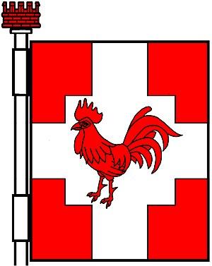 Quadrate (heraldry) - Image: Cross 09.03 markinch