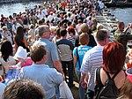 Crowds at TSR Tłumy na Tall Ships Races 2007 (1285086376).jpg