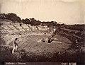 Crupi, Giovanni (1849-1925) - n. 0106 - Anfiteatro - Siracusa - da - Sicilia mitica Arcadia - p. 125.jpg