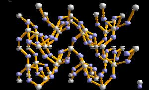 Tellurium dioxide - α-TeO2, paratellurite