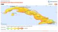 Cuba PVOUT Photovoltaic-power-potential-map lang-ES GlobalSolarAtlas World-Bank-Esmap-Solargis.png