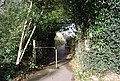Cut through from Pembury Rd to Bracken Rd - geograph.org.uk - 1173663.jpg
