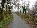 Cycleway in Cuerdon Valley Park - geograph.org.uk - 1215671.jpg