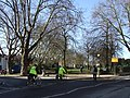 Cyclists at Fortune Green - geograph.org.uk - 1128890.jpg