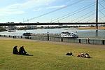 Düsseldorf - Unteres Rheinwerft +Pride of Faial02332399 03 ies.jpg