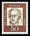 DBP 1961 356 Johann Wolfgang von Goethe.jpg