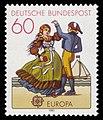 DBP 1981 1097 Europa Folklore Friesland.jpg