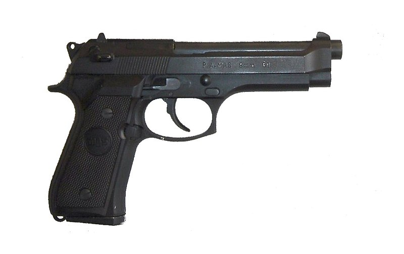 جميع الأسلحة المستخدمة من طرف الجيش الجزائري 800px-DCB-Shooting_MAS_G1S