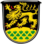 Coat of arms of the Dransfeld municipality