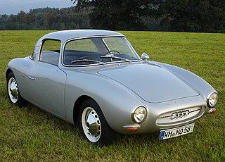 DKW Monza Motor vehicle