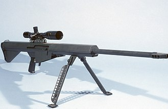 Barrett M82 - The original Barrett M82