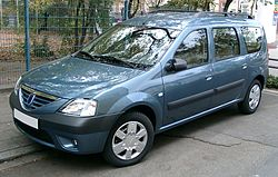 Dacia Logan MCV (2006?2009)
