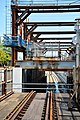 Daishibashi Station construction (47985507327).jpg