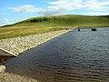 Dam at Bennan Loch - geograph.org.uk - 246620.jpg
