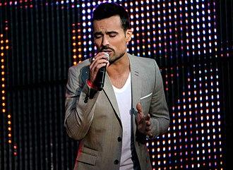 Damien Sargue - Sargue in 2014