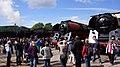 Dampflokomotiven von Deutschen Reichsbahn bei den Meininger Dampfloktagen 2015.jpg