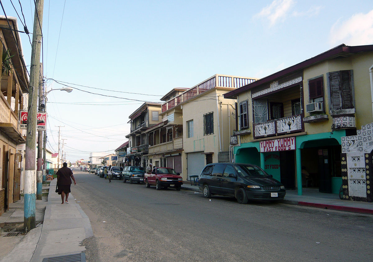 Dangriga City