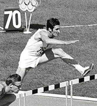 Daniel Riedo - Daniel Riedo at the 1968 Olympics