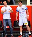 Danijel Anđelković et Vasko Sevaljević-20160416-PSG-TOULOUSE.JPG