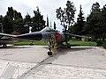Dassault-Breguet Mirage F.1CG interceptor aircraft - Μαχητικό αεροσκάφος (26999334166).jpg